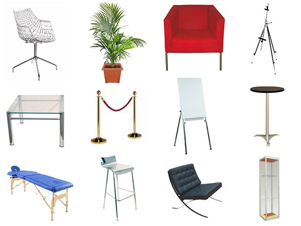 Alquiler de mobiliario para ferias congresos exposiciones y eventos en barcelona - Muebles de cocina de exposicion ...